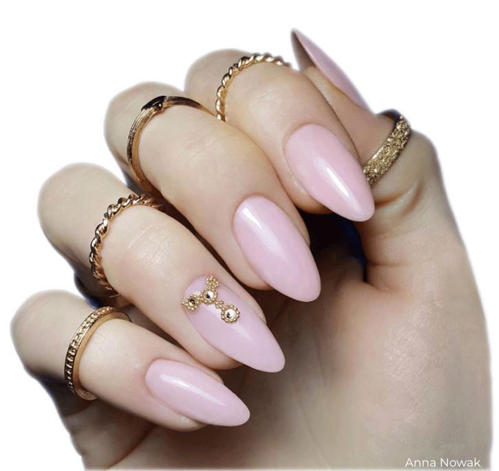 polygel-nagels
